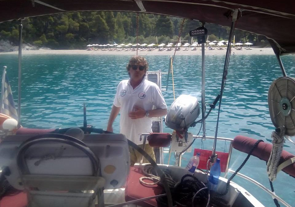 [VIDEO] Grčka jedrenje Sporadi jun 2016