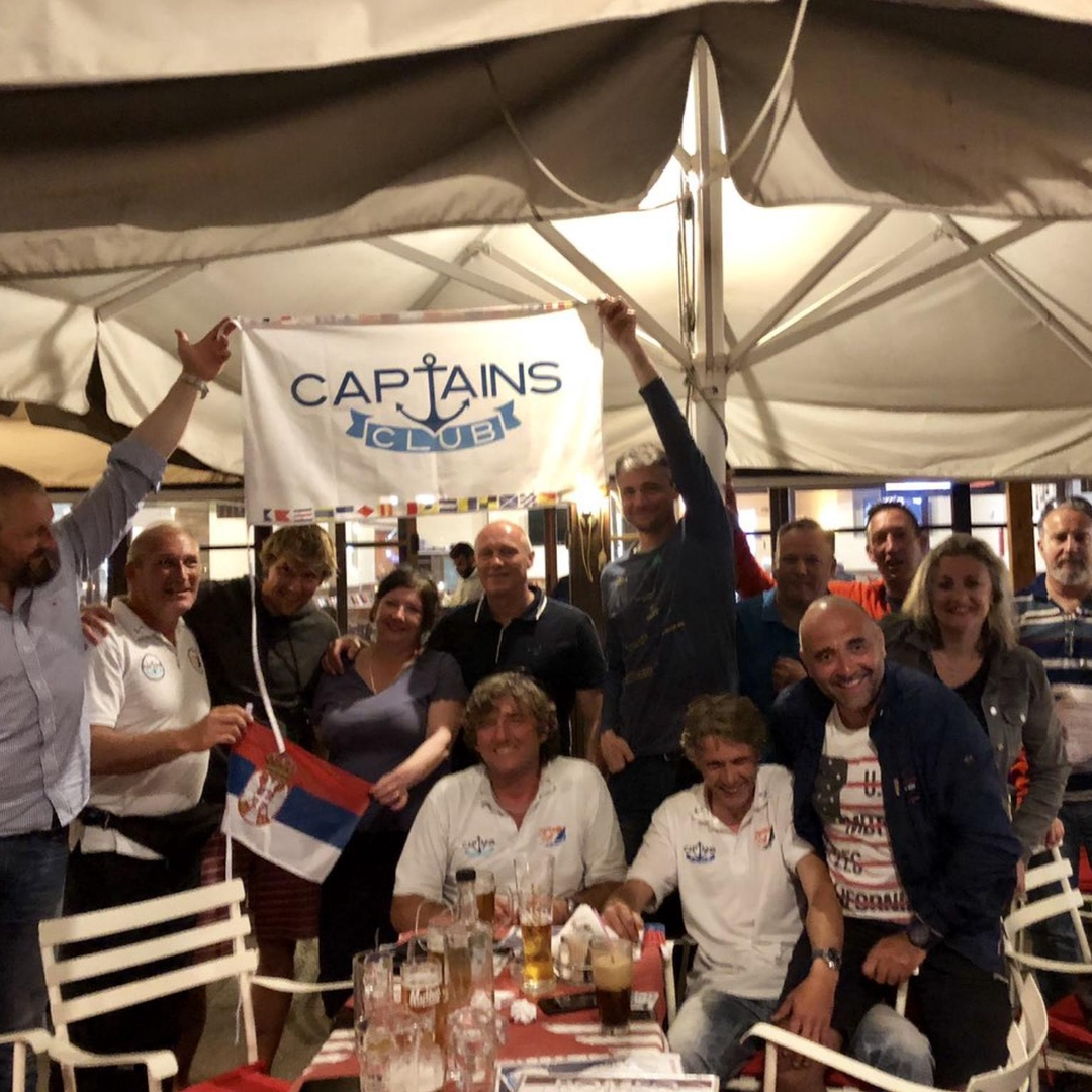 Sailing club Srbija