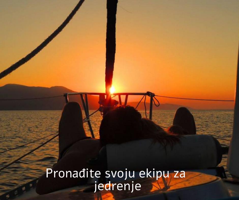 sailing jedrenje